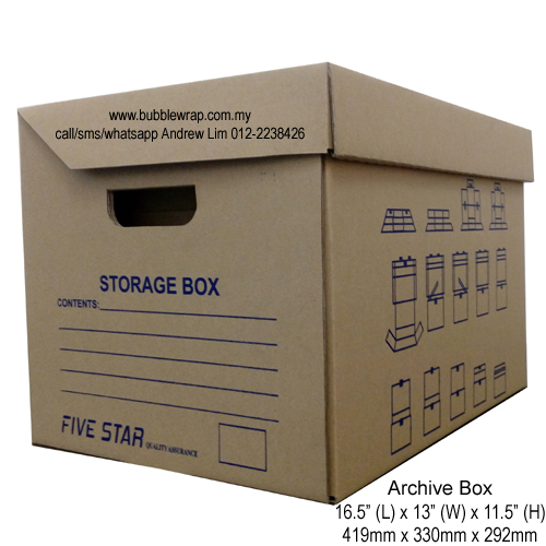 Archive Storage Box 10pcs