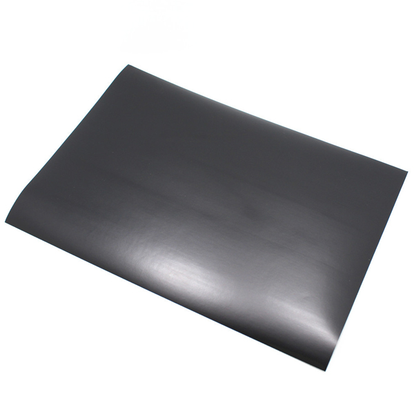 Black PVC Sticker A4 100's Waterproof/Tearproof