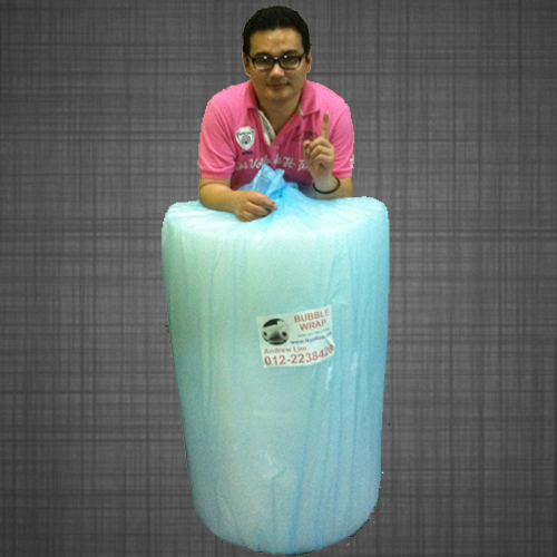 Bubble Wrap Double Layer 1 meter x 100 meter
