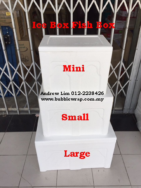 Ice Box Fish Box Small Size