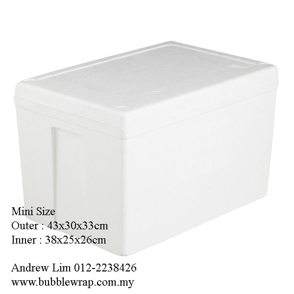Ice Box Fish Box Mini Size