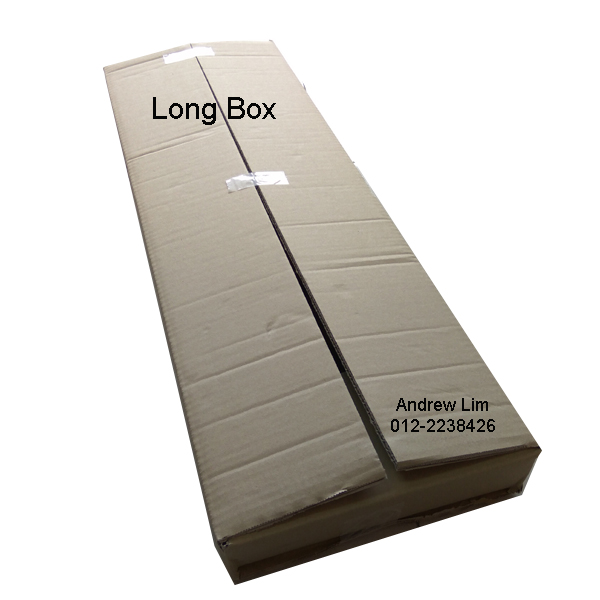 Long Box Double Wall 10pcs