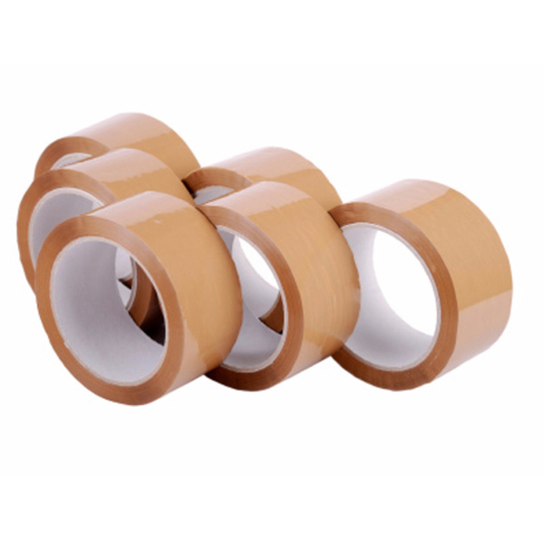 OPP Brown Tape 48mm x 90 yard 1 Carton (96 pcs)