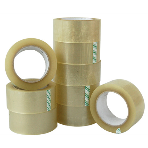 OPP Tape 36mm x 100m (Full Length) 8pcs in roll