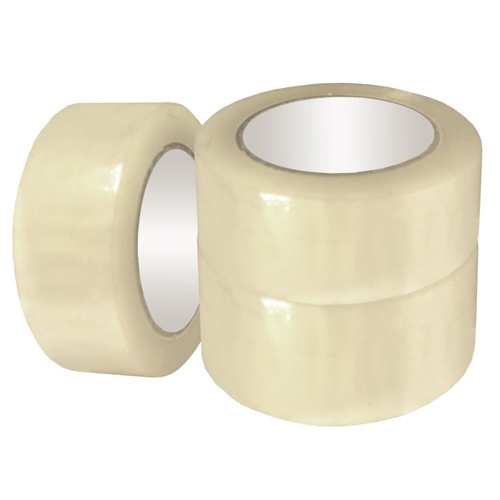 OPP Tape 72mm x 80m Clear 4pcs in roll