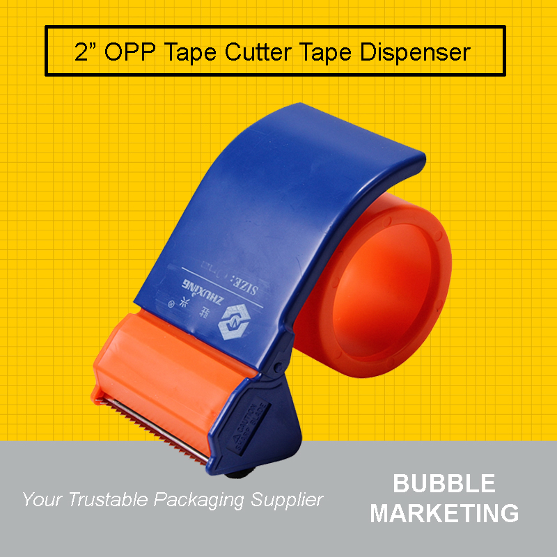 "OPP Tape Dispenser 2"" Tape Cutter Plastic"