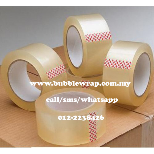 OPP Tape 48mm x 90 yard (Full Length) 6pcs in roll