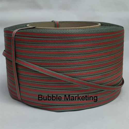 Strapping Band 7kg PP Heavy Duty Red Linear Strapping Band