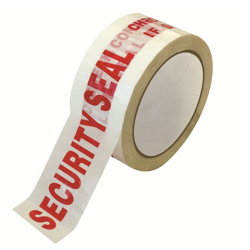 Security Seal Tape 48mm x 45m x 6 Rolls