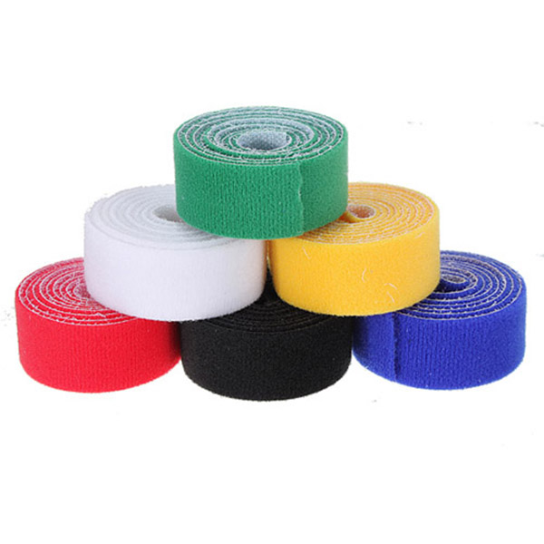Velcro Tape Self Adhesive Hook & Loop 25mm x 10m